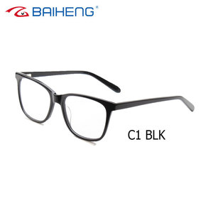 Ready stock Optical Eyeglass Frame For unisex Italy Brand Manufacturers In China Wholesale Cheap acetate Optical Frames