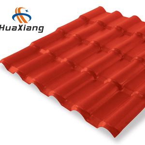 Fire retardant PVC is suitable for the farmhouse workshop roof