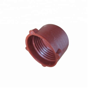 Custom female threaded end cap / pipe end screw cap