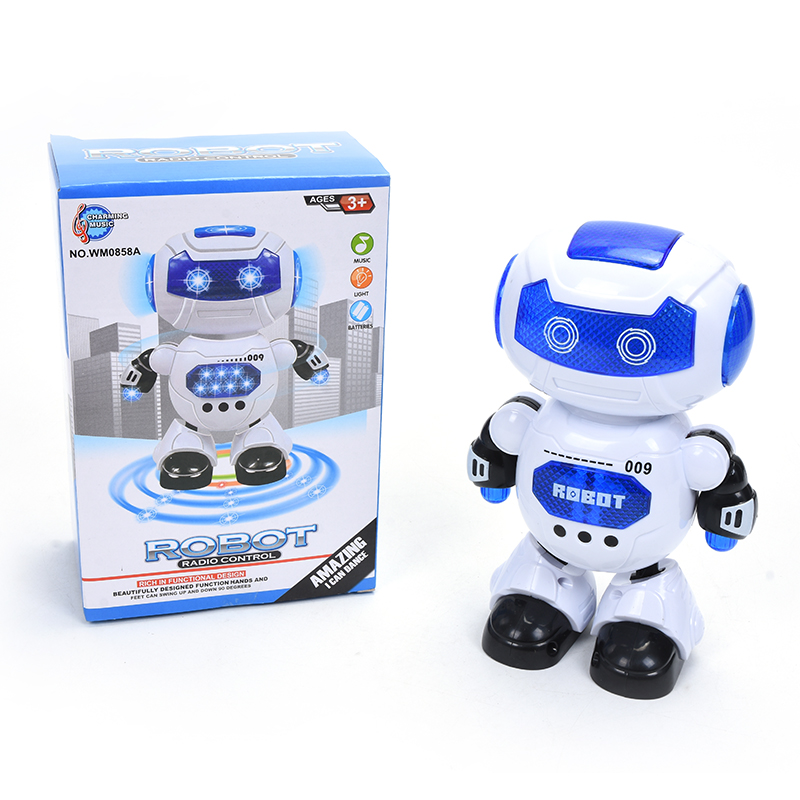 new intelligence children toy dance electric alpha robot for sale