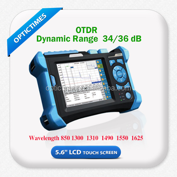 JDSU mts 6000 otdr optical tool with 6 wavelength 850/1300/1310/1490/1550/1625
