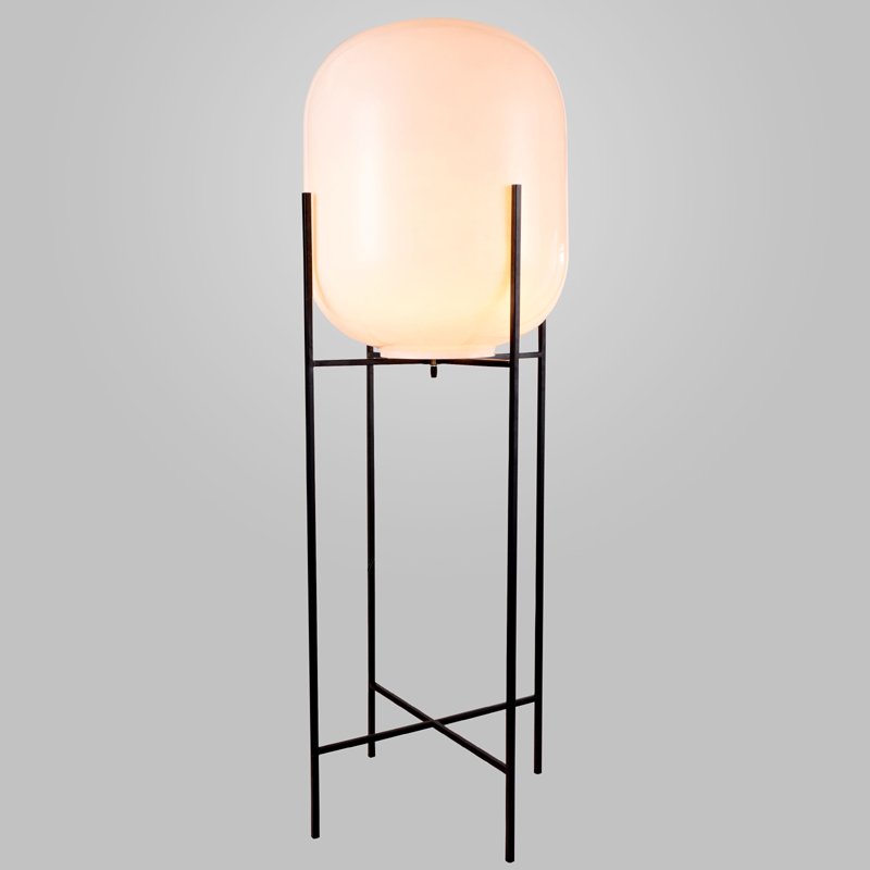 decoratief glas moderne staande lamp staande lamp staande