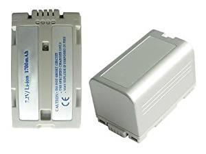 1700mAh Hi-quality Battery for PANASONIC PV-GS9 PV-GS12 PV-GS14 PV-GS15 AG-DVC7 AG-DVX100 NV-GS11 PV-DV52 PV-DV53 PV-DV203 PV-DV953 Series