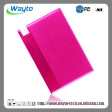 Factory wholesale power bank credit card size can be put into your wallet