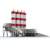 High Quality Low Price Mobile Concrete Batching Plant For Sale