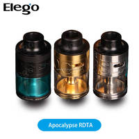 Durable Construction ATOM Apocalypse RDTA Tank Genuine Atom Vapes Apocalypse RDTA supplier elego