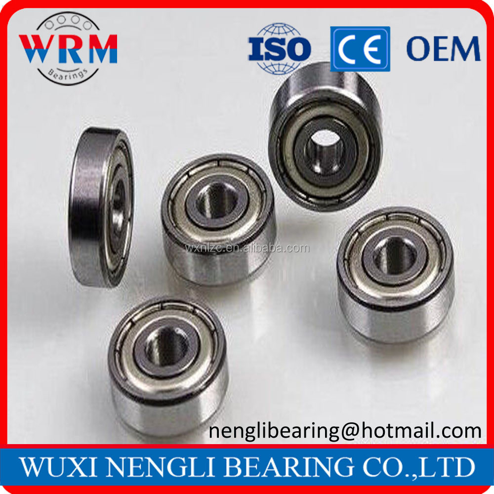 Wuxi Nengli High Quality deep groove ball bearing 61810 for Sale