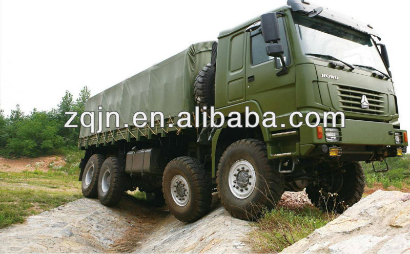 8x8 Military Trucks For Sale!2014 Howo Truck Of The Best Quality! Made In China.