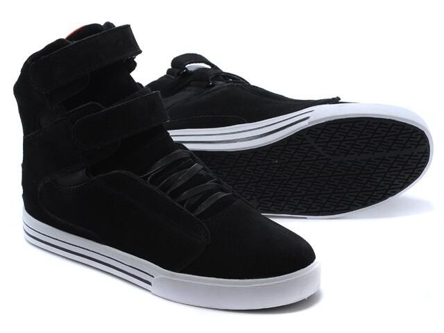 Оптовая продажа джастин бибер Supring T и K общество черный белый замши полный зерна кожи высокого верха скейт обувь