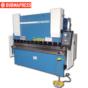 Wire Straightening, Cutting & Bending Machine flat die cutting hydraulic press brake 6mm steel bending machine