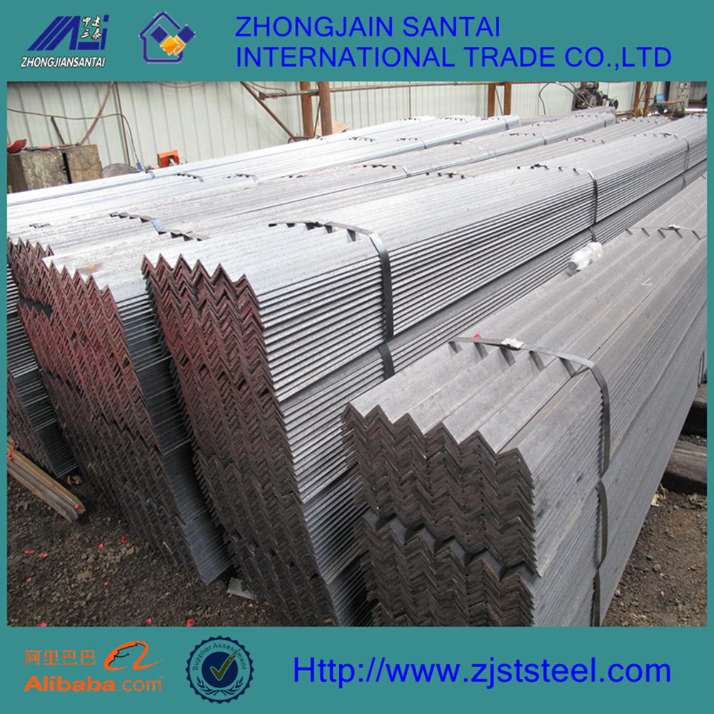 Hot rolled galvanized equal steel angle/angle steel/angle steel bar