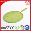 2016 New Products-Kitchen Accessories Stainless Steel Handle Silicone Screen Protector for Pan/Silicone Platter Screen Strainer