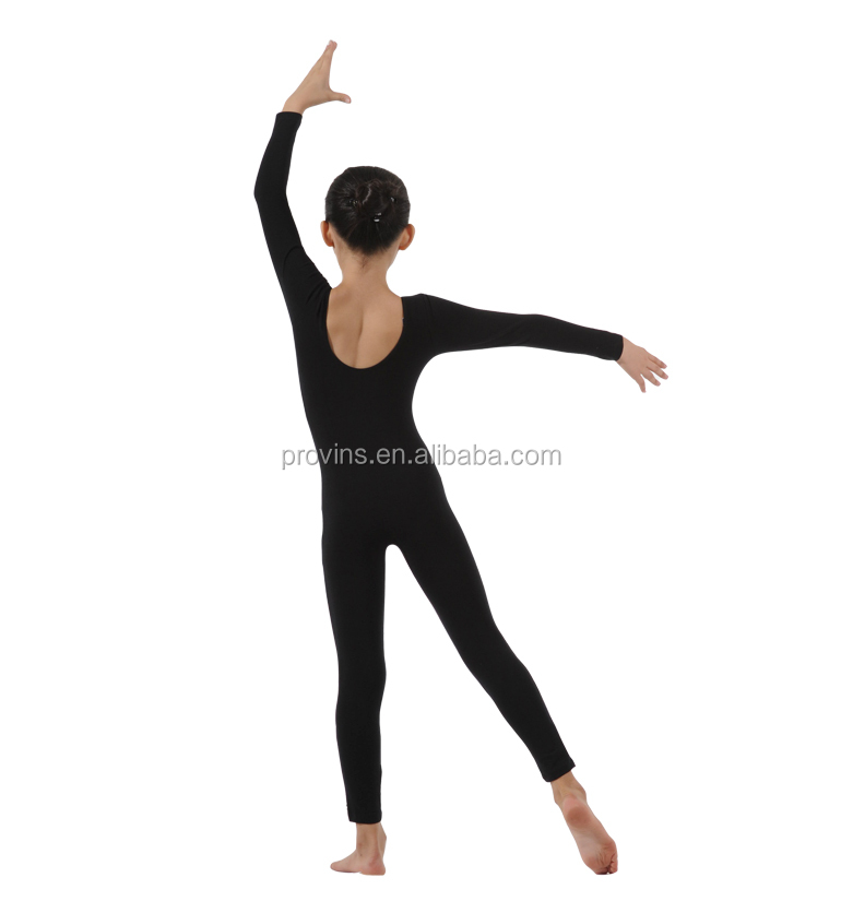 95cd42ed8 Fashionable Child Long Sleeve Gymnastic Unitards Girls Dance One ...