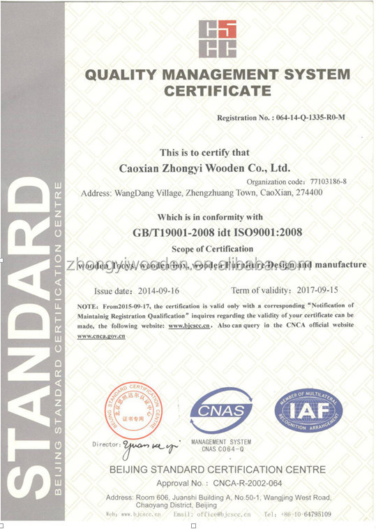 China Factory Suppliers Selling Fsc&sa8000&iso9001 Diy Intelligent ...