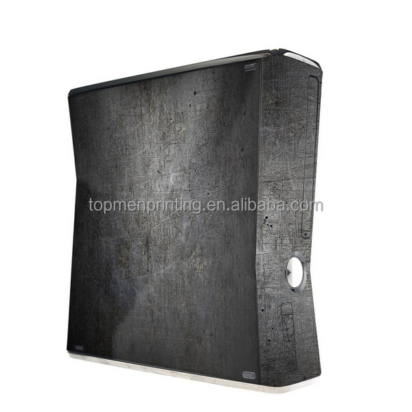Best quality new coming sticker for xbox360 slim console skin