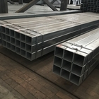 hot dip galvanized square rectangular steel pipe