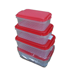 Top grade PP Large and Exquisite Preservation Box,Clear Plastic Lunch Boxes  Refrigerator crisper
