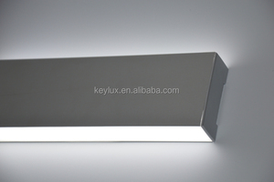 Up and Down Wall Lighting Surface Mounted Aluminium Led Lighting Profile for Hotel