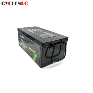 Deep cycle lithium 24v 120ah lifepo4 battery pack for solar