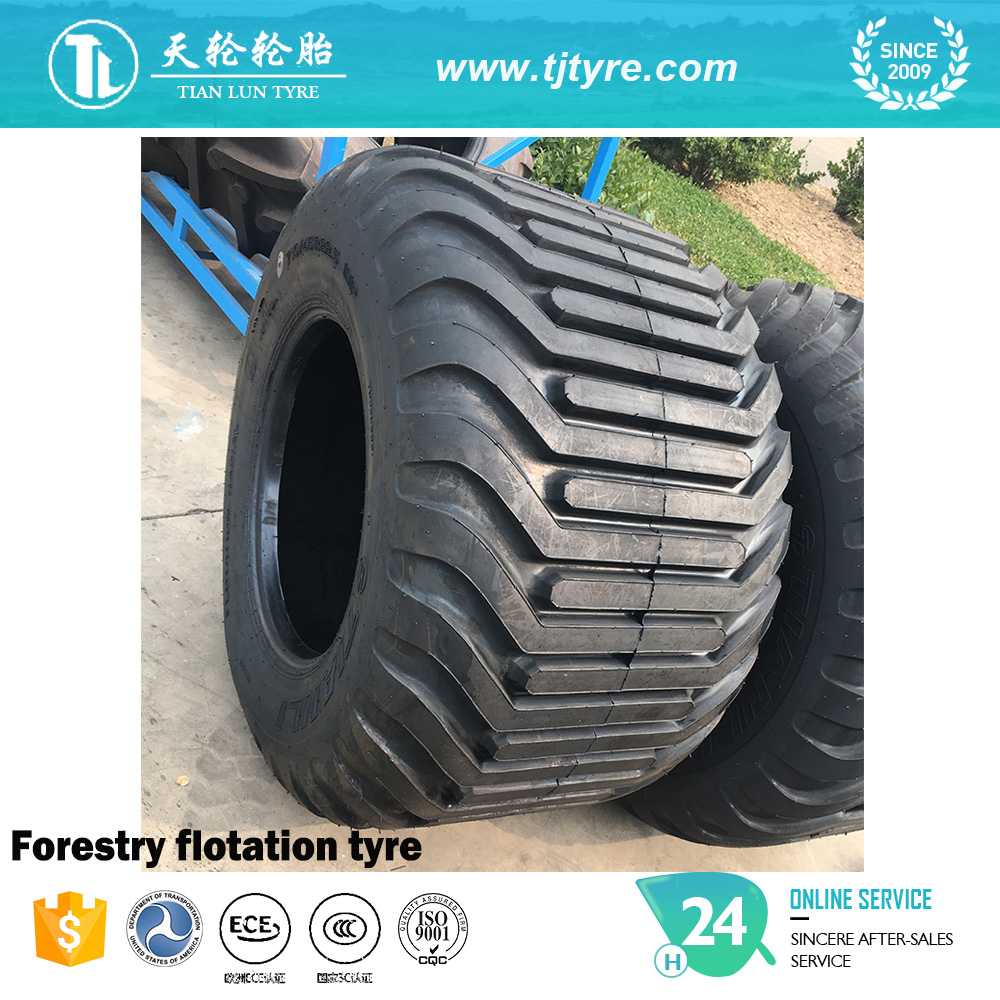 Factory price 66x43.00-26 forestry flotation tire for tractor