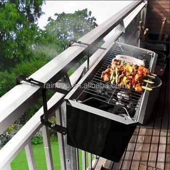 Vendita Caldo Picnic Portatile Barbecue Appeso Balcone Barbecue