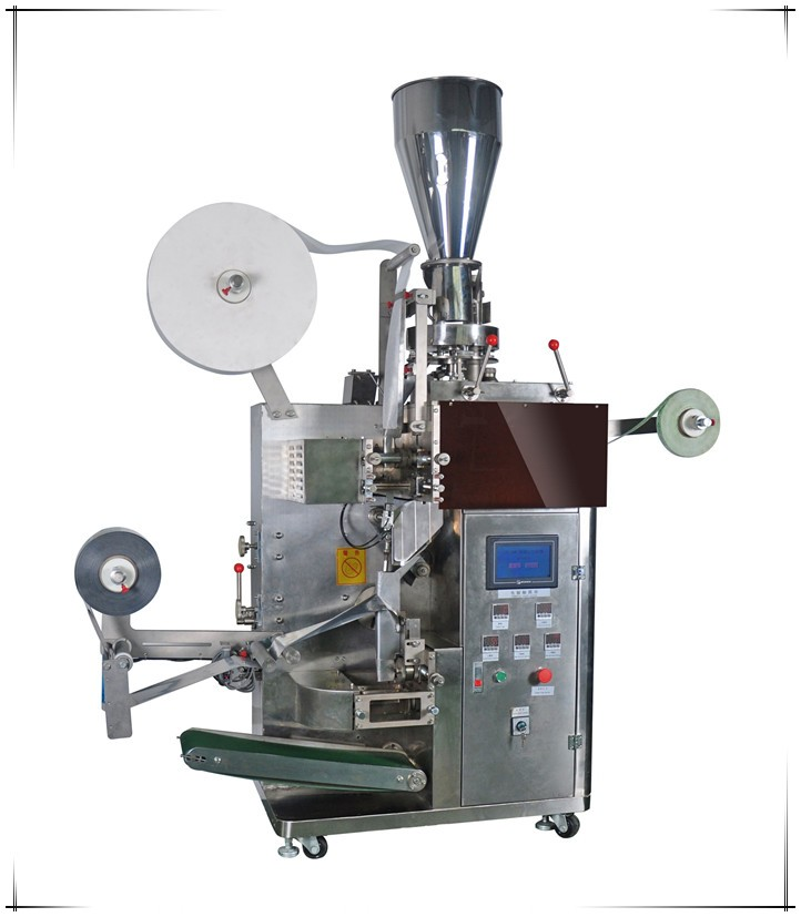 Automatic Herbal Tea Bag Packing Machine Lipton Envelope Tea Bag Making Machine ZH-T12