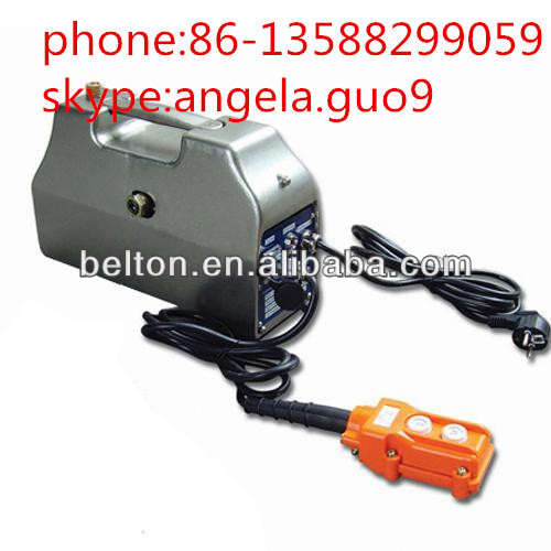 BE-HP-70D portable electric hydraulic pump portable electric hydraulic pump