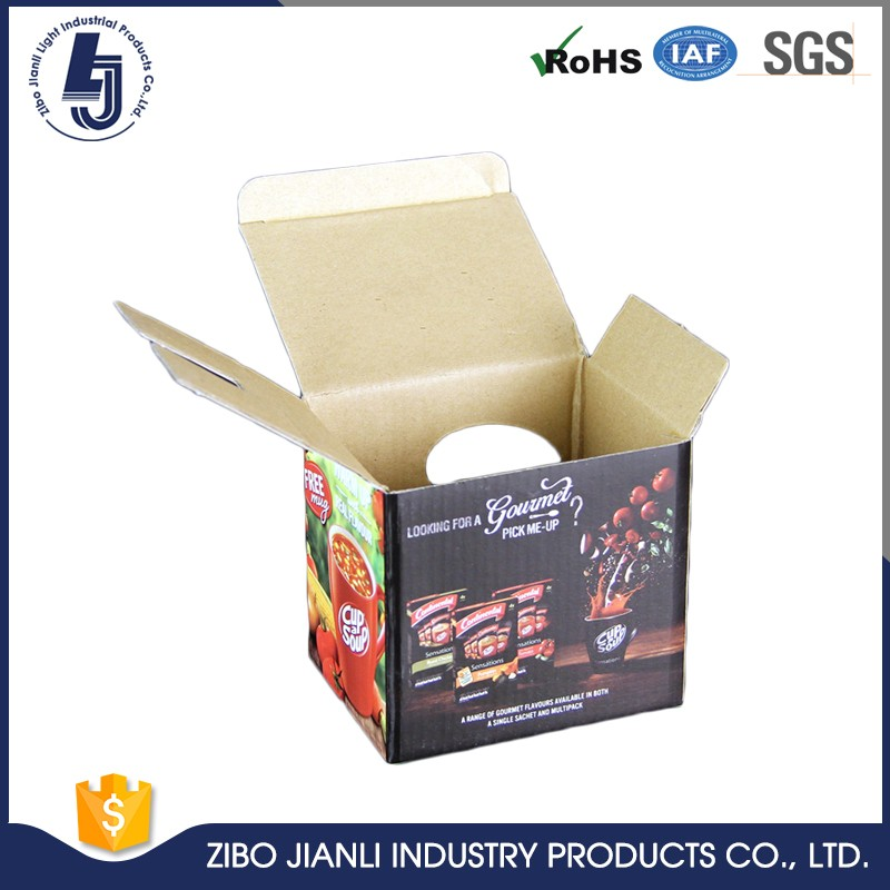 ECO-FRIENDLY SINGLE carton box giant jordan shoe box
