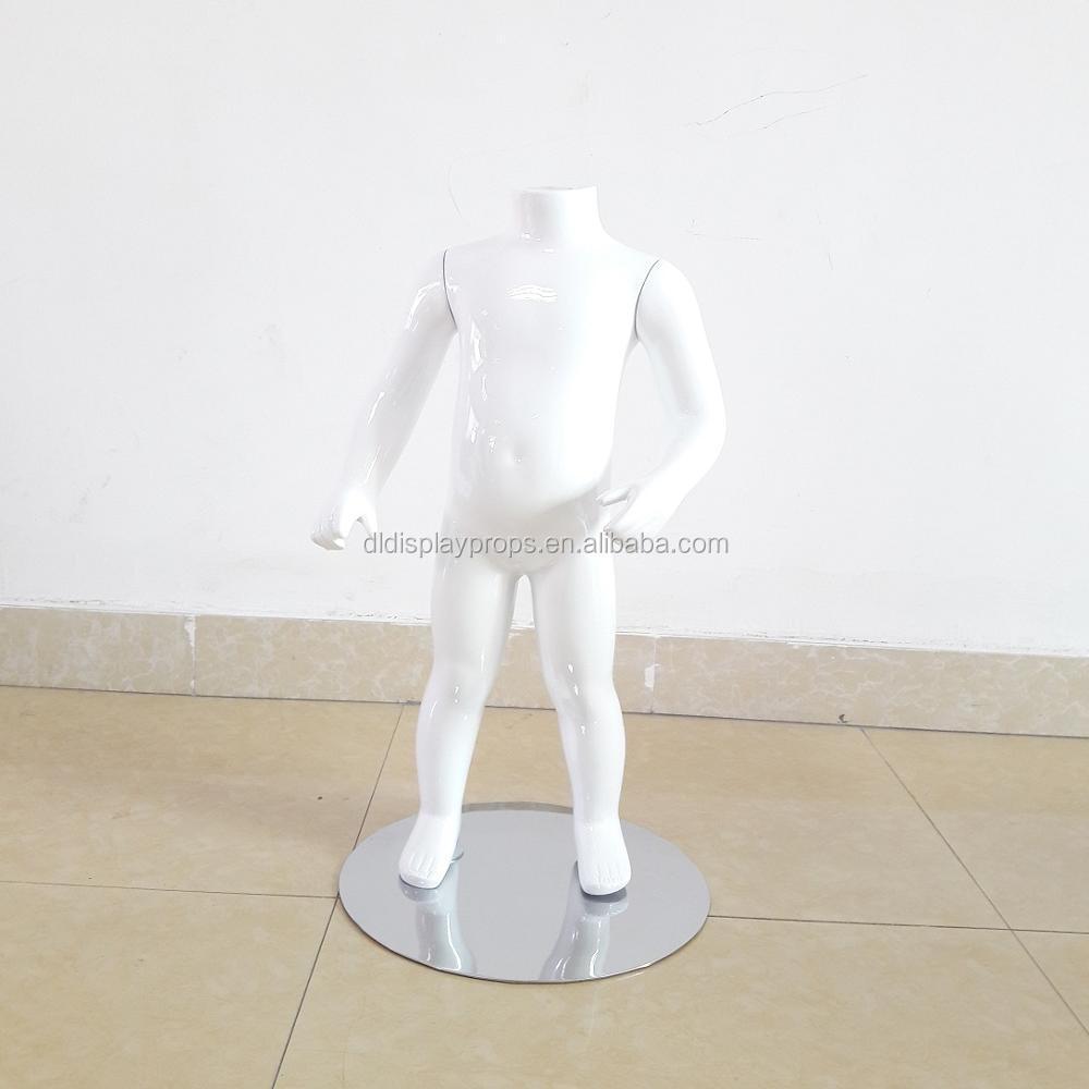 Kinder Körper Mannequin Schaufensterpuppe Torso Baby Kind Modell zum