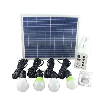 10w small solar kit home solar lighting kit with 4pcs LED bulbs  sc 1 st  Alibaba & 10w Small Solar Kit Home Solar Lighting Kit With 4pcs Led Bulbs ...