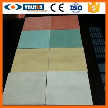 Non Asbestos Decorative Partition Drywall Cladding Exterior Cement