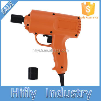 Hy 130 12v Impact Wrench Electric For Car Wheel Hammer