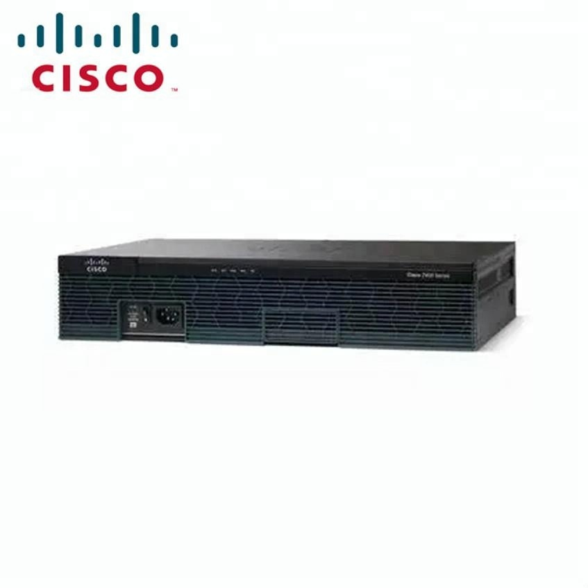 Nuevo Original CISCO2911-SEC/K9 Cisco 2911 Router de seguridad red Router