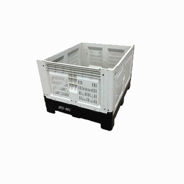 Collapsible Plastic Bin used plastic crate mould