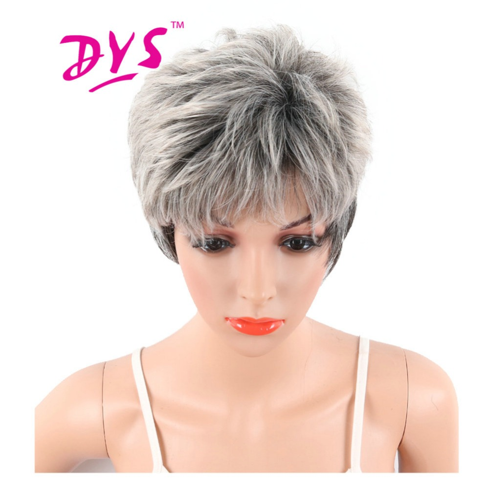 compare prices on hairstyles gray hair online shopping buy low price hairstyles gray hair at. Black Bedroom Furniture Sets. Home Design Ideas