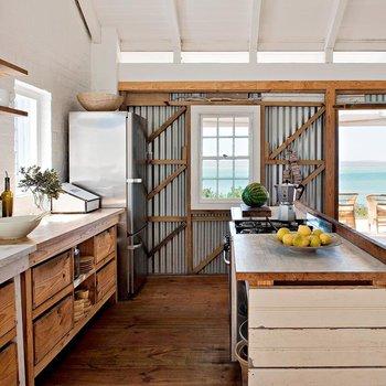 Modern High Gloss Blue Kitchen Cabinet Design U Shape Kitchen