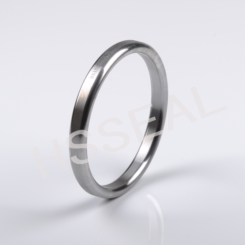 solid metal ring joint gasket