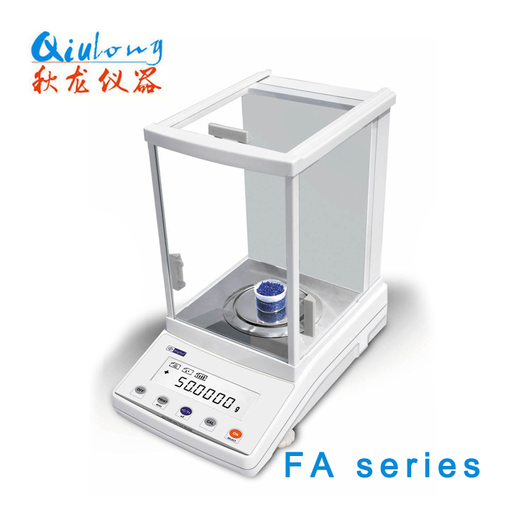Qlong Laboratory Electronic Digital Analytical scale 0.1mg FA2104