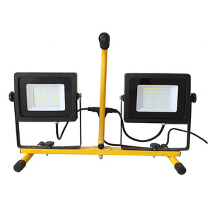 50W*2 led work flood light fashion flood light tripods for flood light
