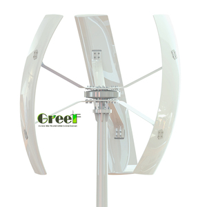 300W 200RPM Vertical windmill generator , vertical wind energy generator, VAWT wind alternator