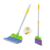High quality strong decontamination long handle broom mop