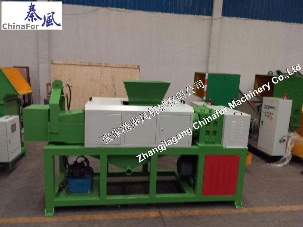 Film dryer for dewatering,Film squeezing machine