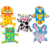 2019 New Amazon Hands Little  Kids Paper Bag Puppets Toys