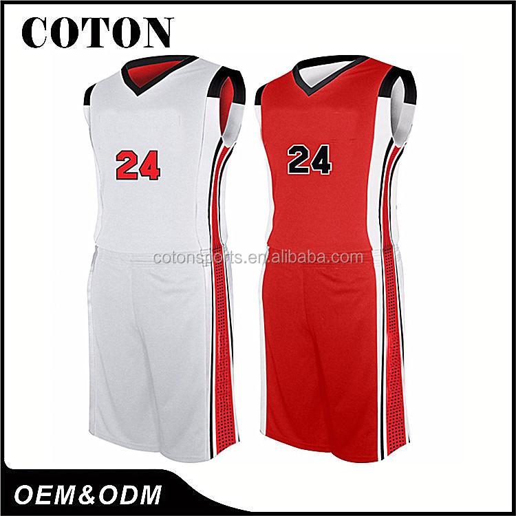 02d29e42ee3 Basketball Jersey Uniform Design Color Red With Good Quality - Buy Basketball  Jersey Uniform Design Color Red