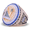 Wholesale cheap custom logo printed custom usssa rings design your own championship ring