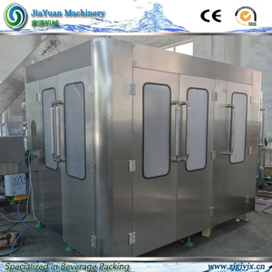 Absolute No Product Leakage Mineral Water Filling Machine By Jiayuan Machinery