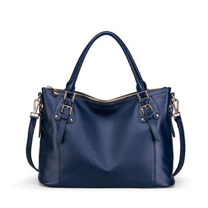 Prime Real Leather Women Tote and Shoulder Soft Handbag