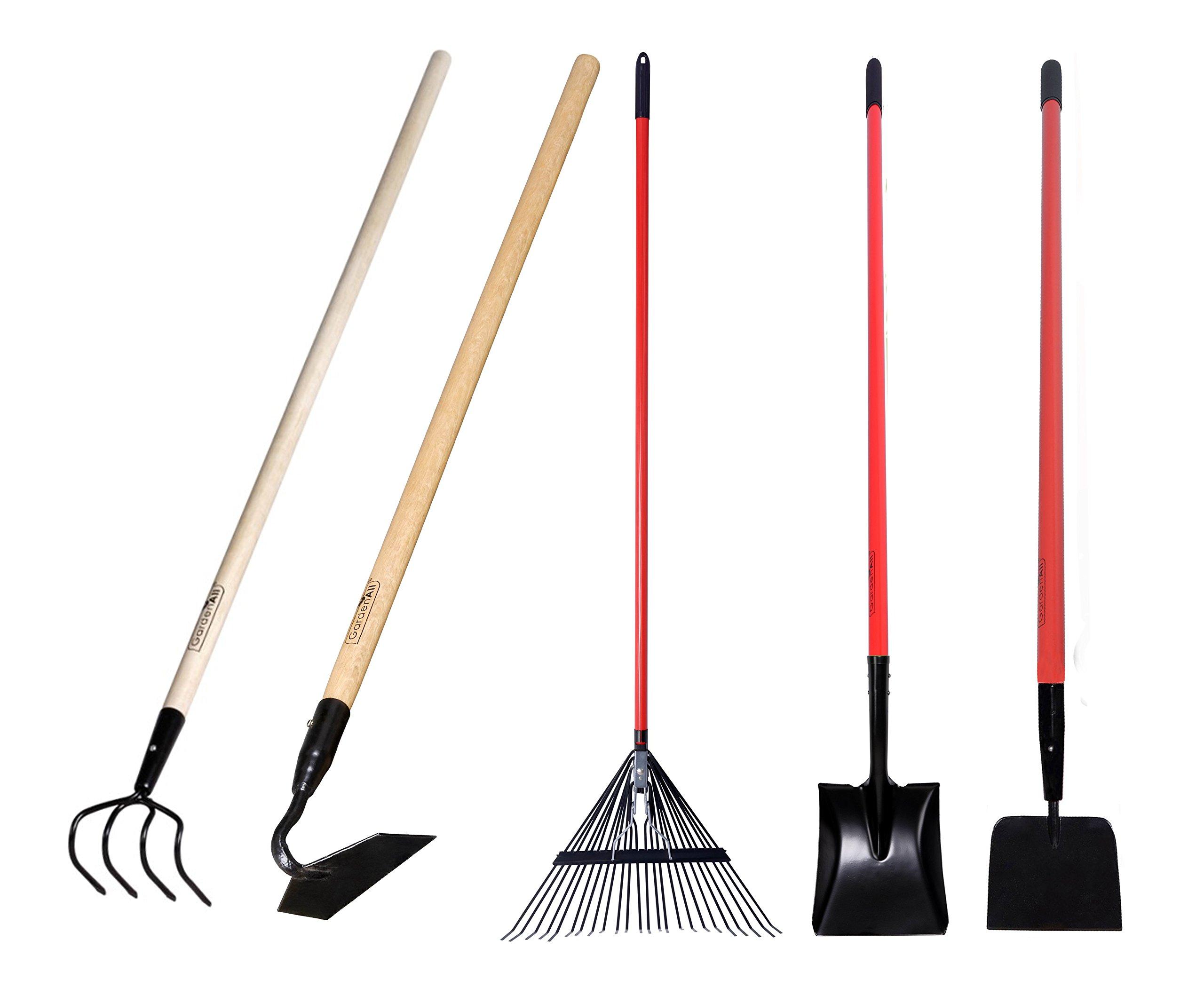 Картинка грабли лопата метла