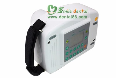 Portable x ray machine with memory function