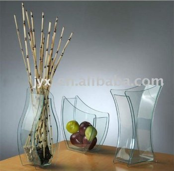 Acrylic Flower Vaseplexiglass Flower Holderlucite Flower Display